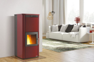 Piazzetta P188 Thermo efficiente cv pelletkachel